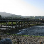 昨日の「京都嵐山」でございます