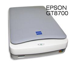 EPSON GT-8700