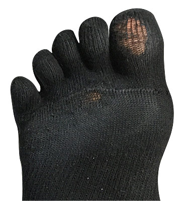 ウェーブリバイブ 靴下