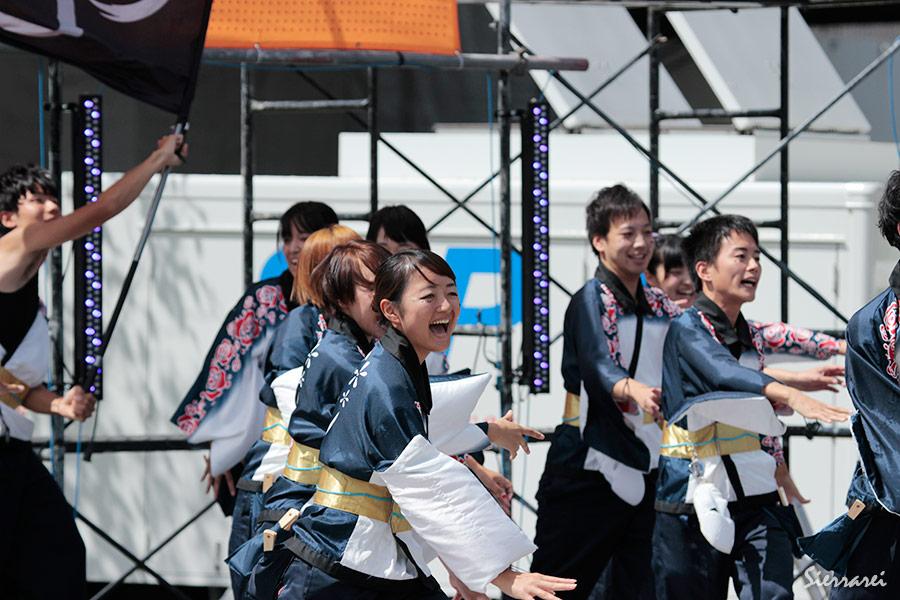 神戸大学よさこいチーム山美鼓