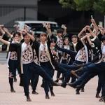 よさこいチーム炎~ほむら~ (活動地域:高知県高知市)