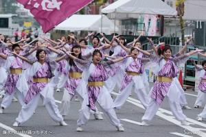 藤水バリバリ踊っちゃオ~