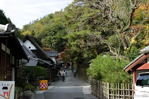 嵐山嵯峨野