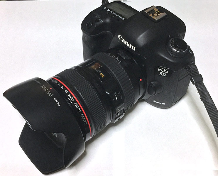 EOS 5D MarkⅢ