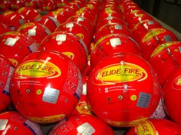 ELIDE FIRE BALL(初期消火救命ボール)