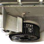 ダイキン空気清浄機ACM75L-Wを分解掃除してみる。ファン側が恐ろしく汚れている