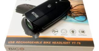 BIGO自転車LED