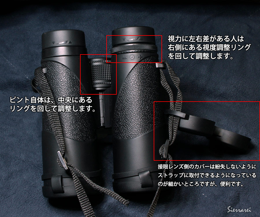 Weyn 10 x 42双眼鏡