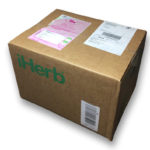 「iHerb」で購入したプロテインバー、注文から10日間で無事到着