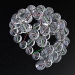 写真で見る神聖幾何学 バッキーボール フラーレン水晶(正32面体)の作り方(3/3)