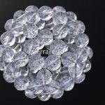 写真で見る神聖幾何学 バッキーボール フラーレン水晶(正32面体)の作り方(1/3)