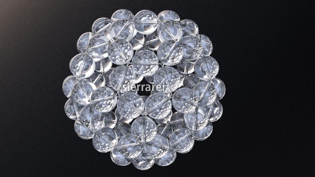 バッキーボール フラーレン水晶